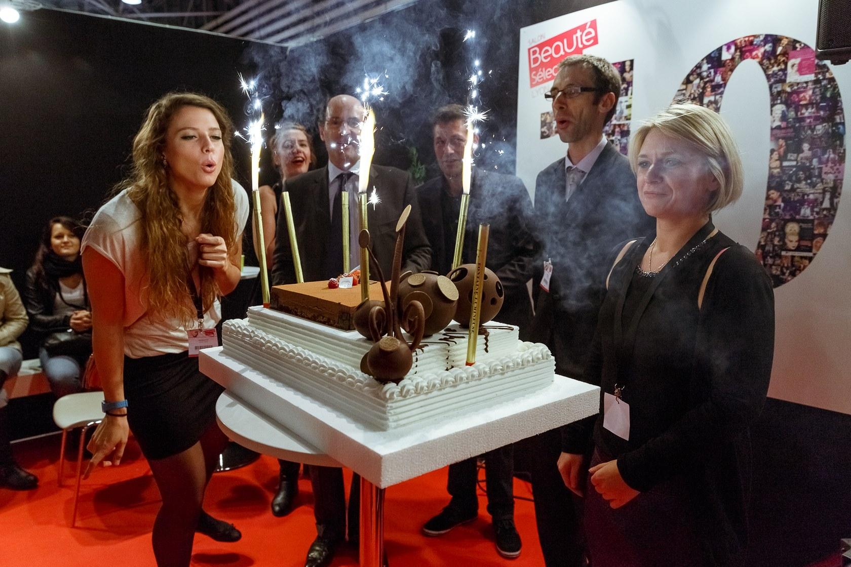 Beauté Sélection Lyon - anniversaire 10 ans
