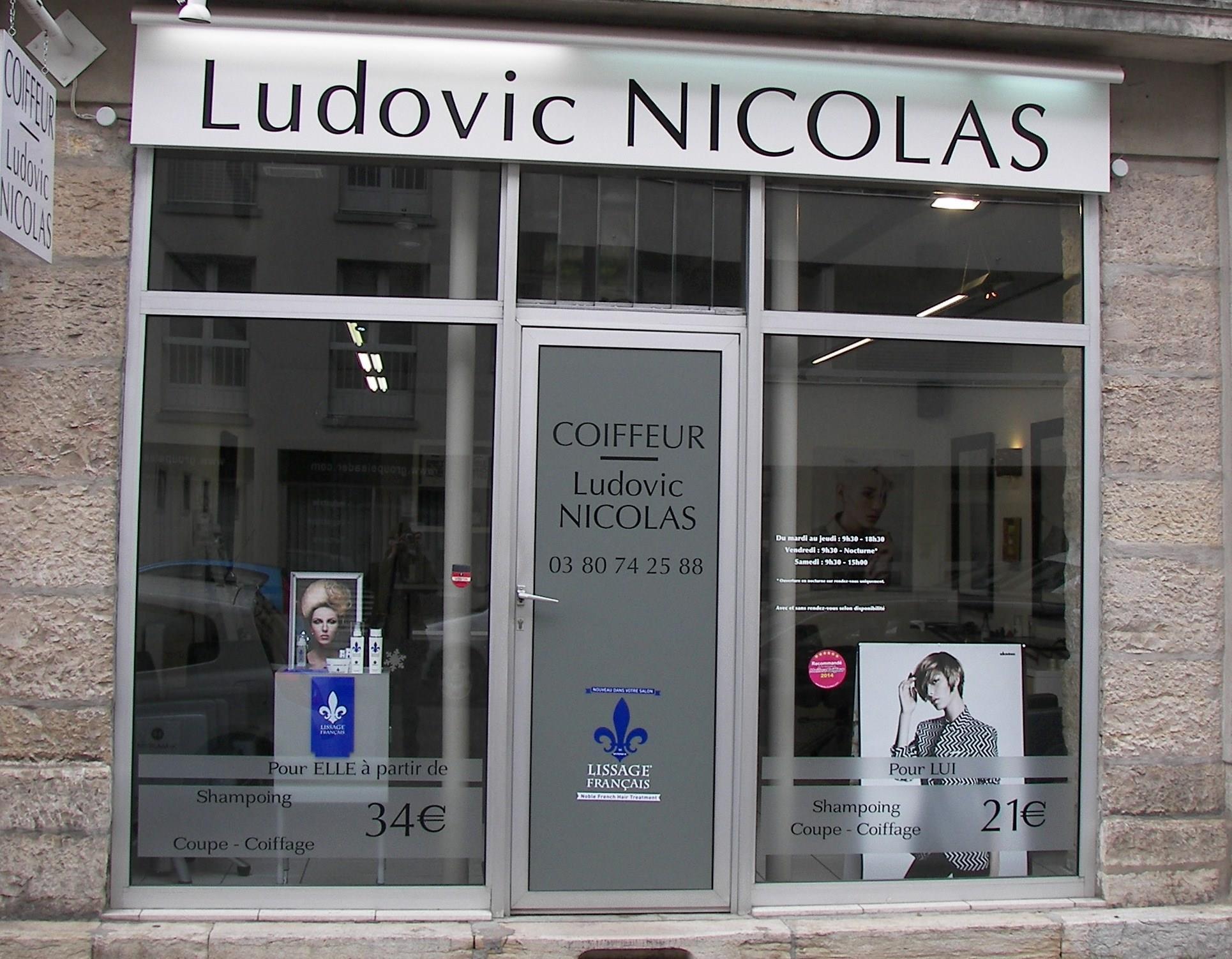 Ludovic Nicolas - Dijon