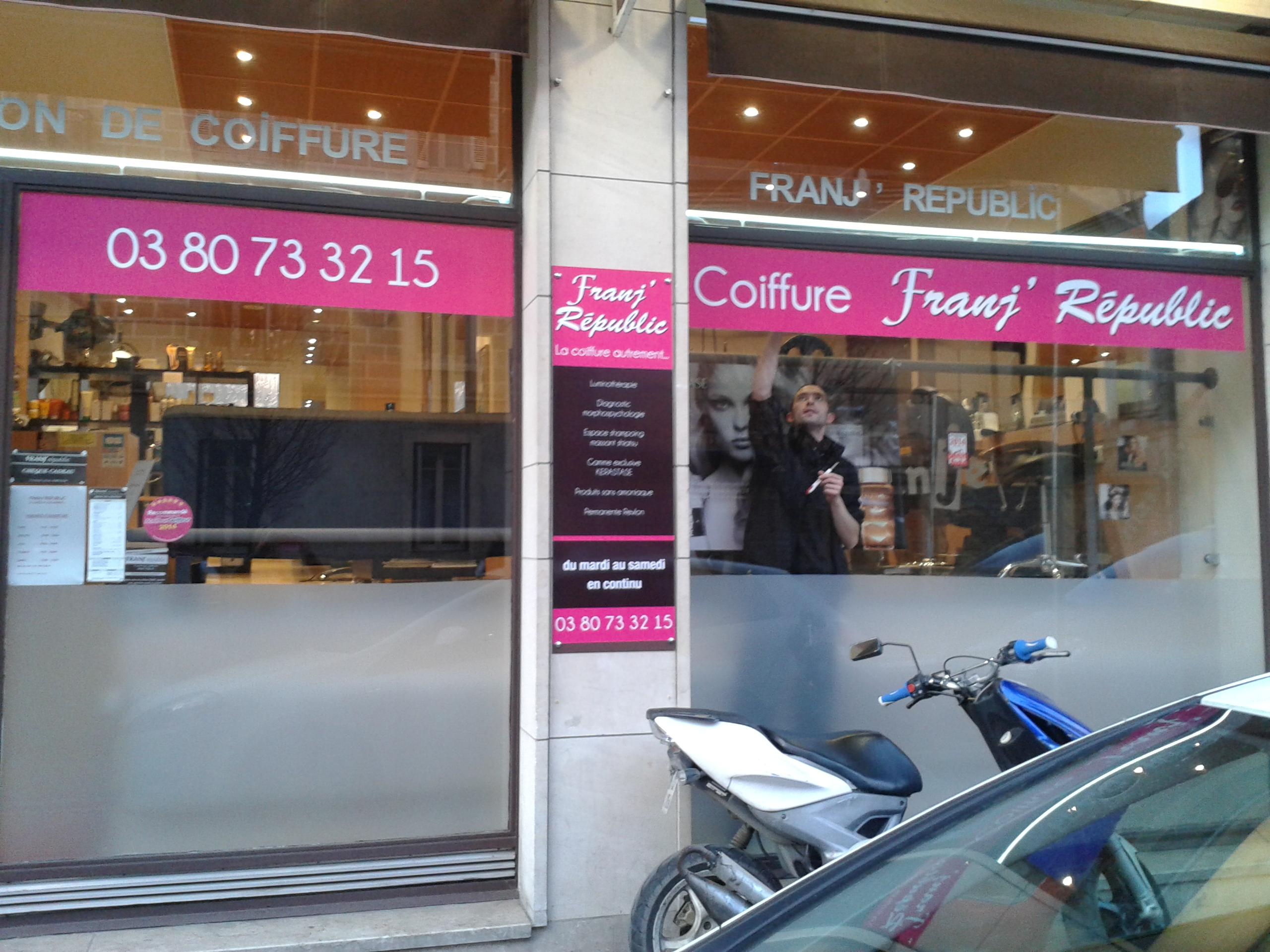 Franj Republic - Dijon