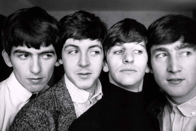 Hair design Beatles coiffure