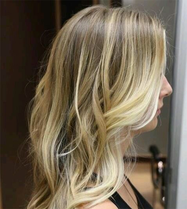 le balayage revient la mode voici 10 photos qui le prouvent coupe de cheveux. Black Bedroom Furniture Sets. Home Design Ideas
