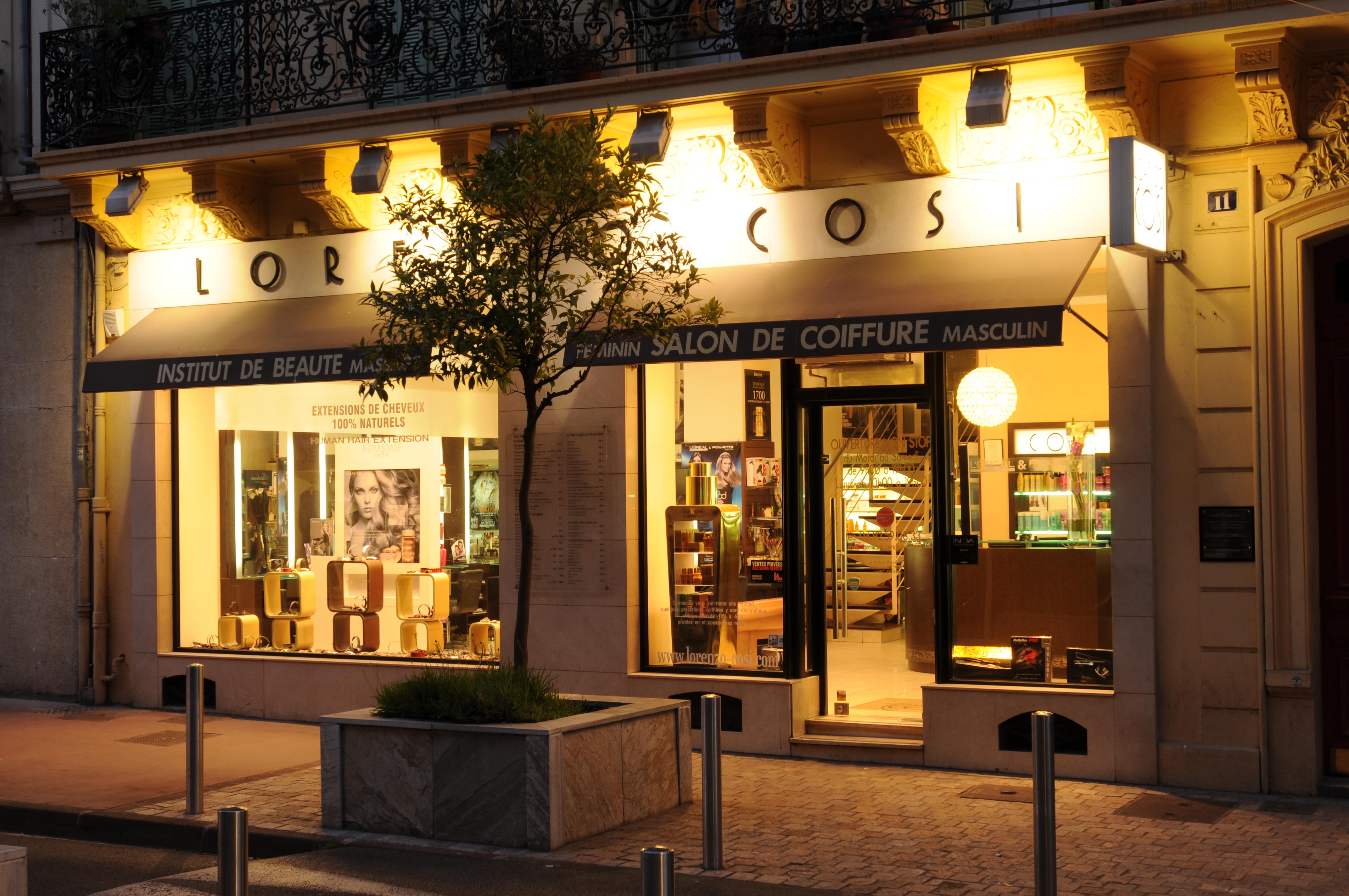Lorenzo Cosi à Cannes
