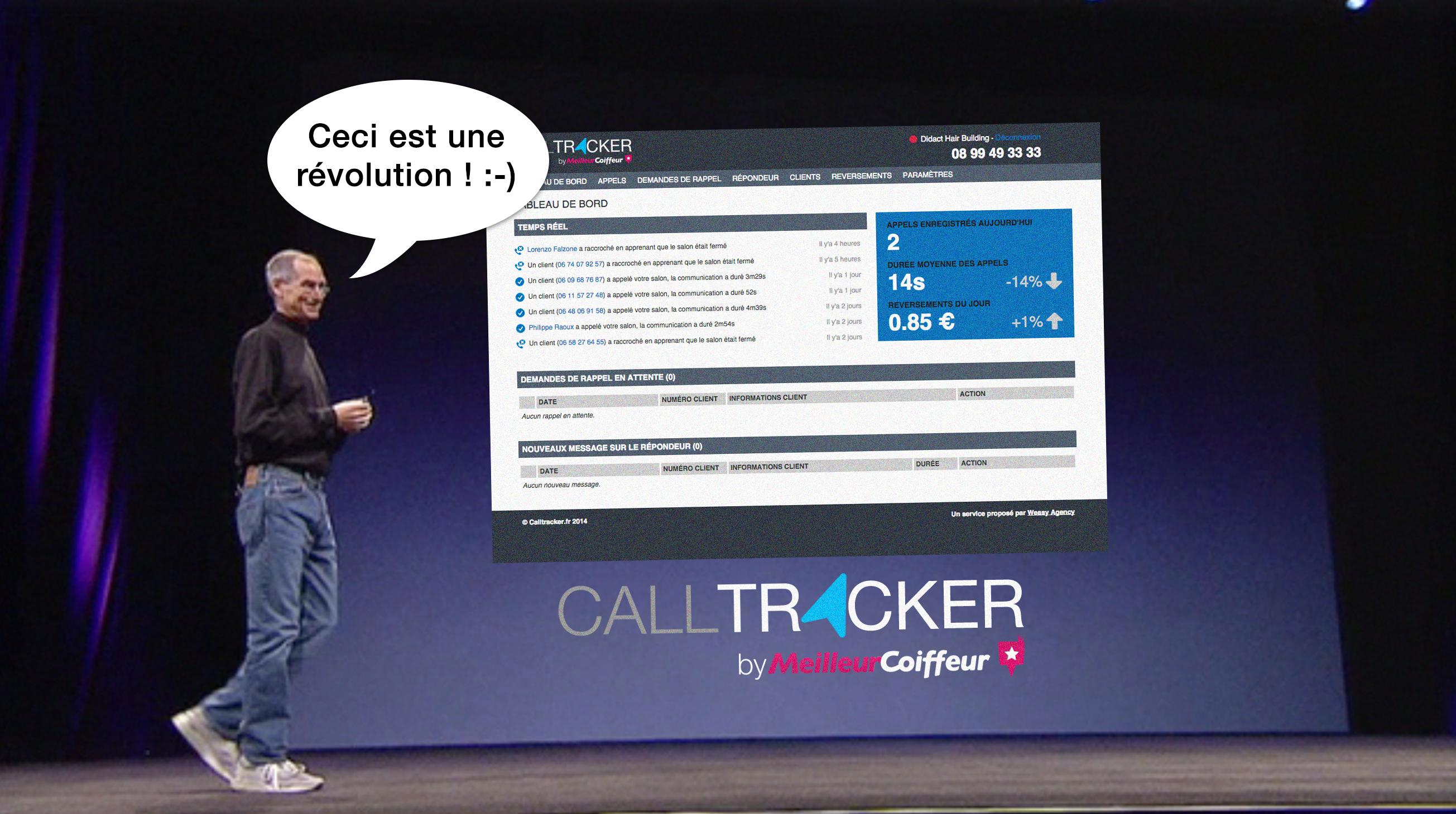 Call Tracker