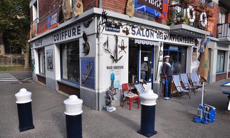 Musée coiffure le havre