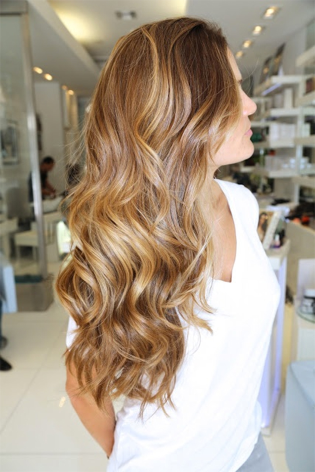 Coloration caramel