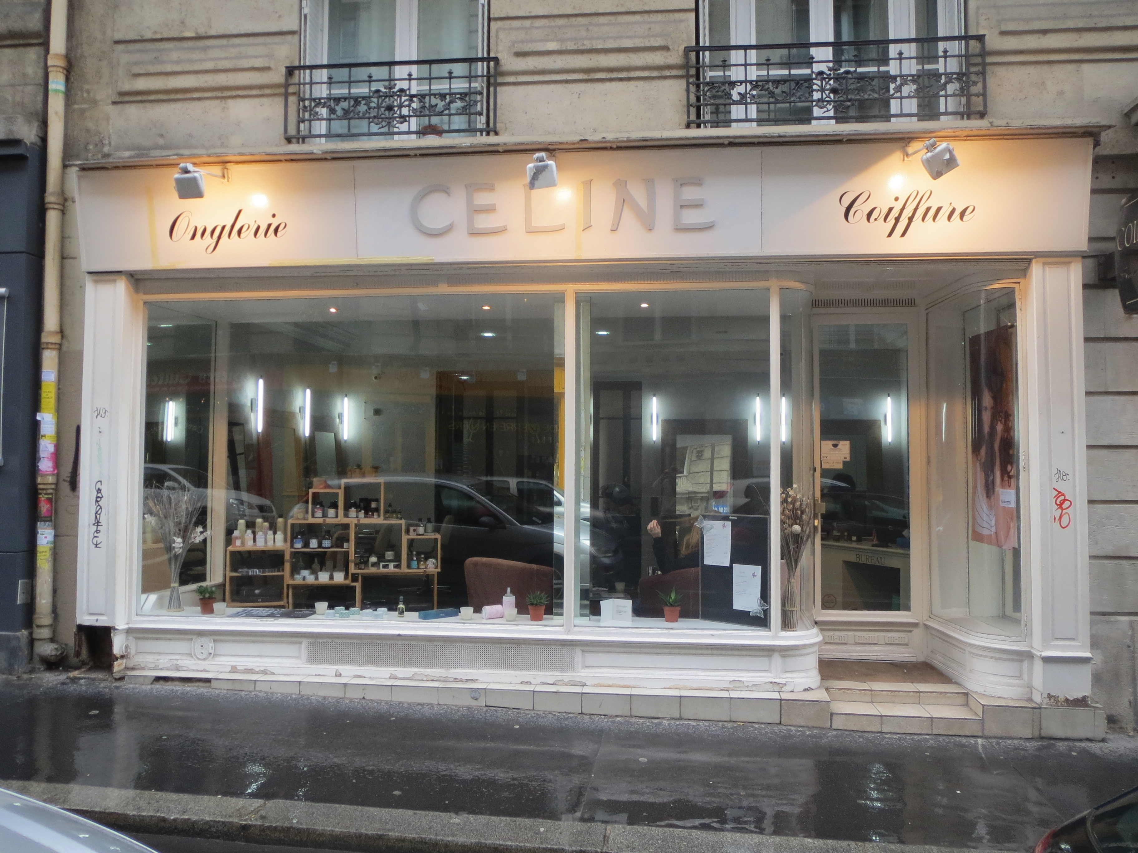 Salon Céline visagiste
