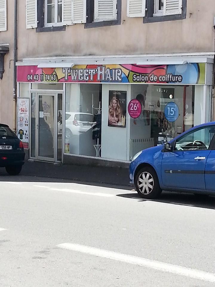 Tweet'Hair Clermont-Ferrand
