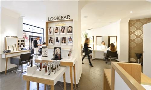 L 39 or al professionnel vient en aide 6000 salons de for Salon de coiffure professionnel