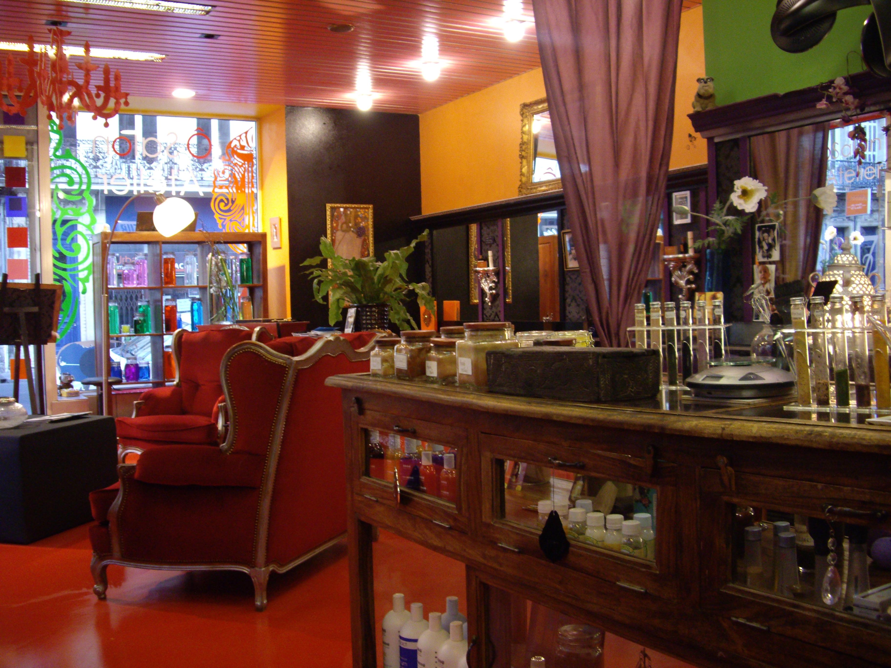 O 72 salon atelier de coiffure bordeaux avis tarifs horaires t l phone - Salon de massage erotique bordeaux ...