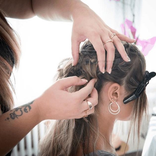 L'épingle à cheveux