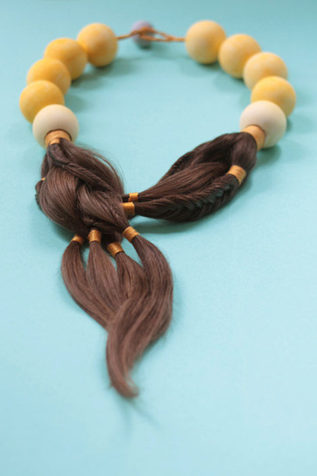 Bijou cheveux cancer