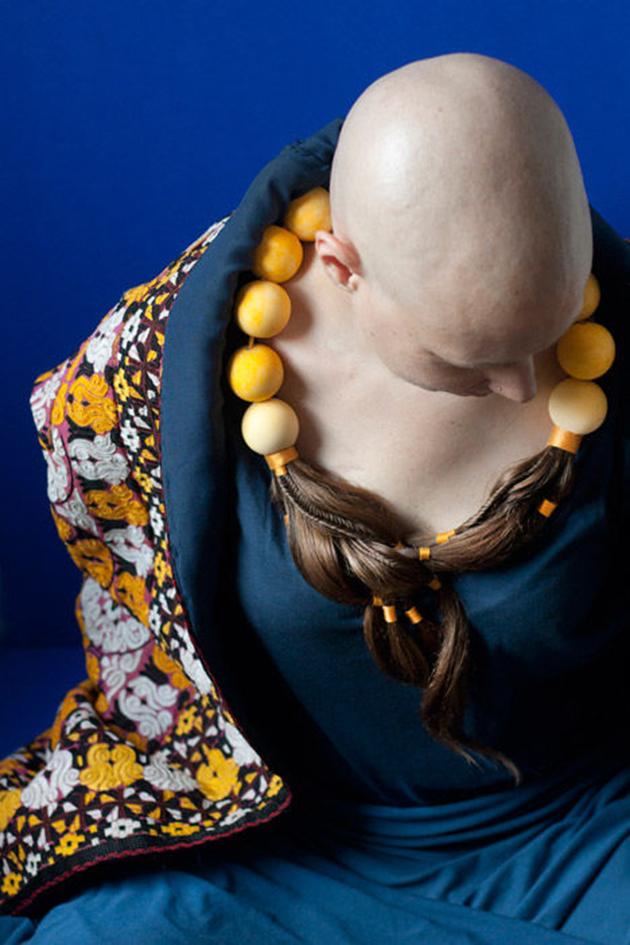 Bijoux cheveux cancer
