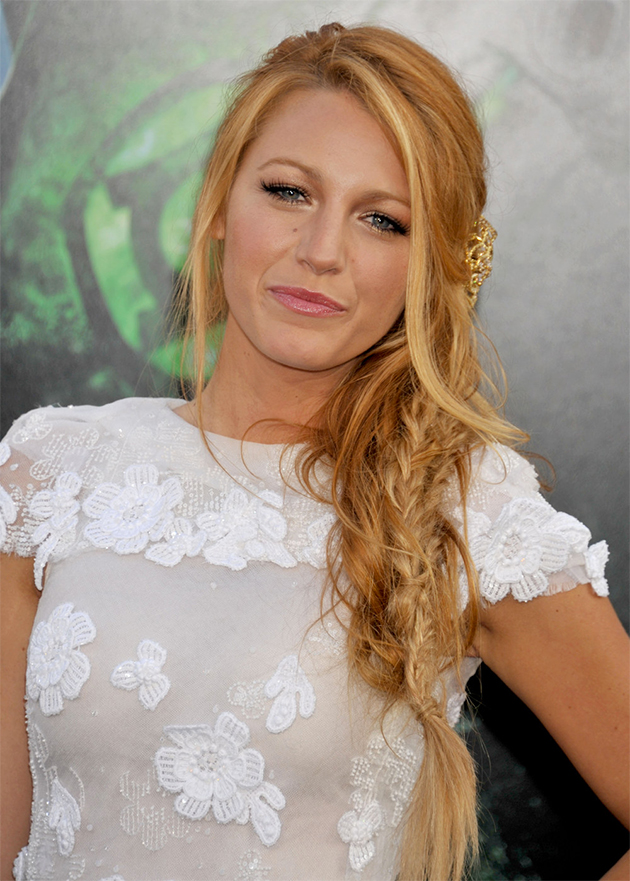 Blake Lively Bad Hair Day