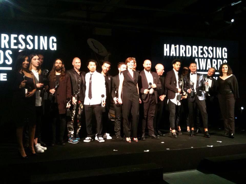 Hairdressing Awards 2015
