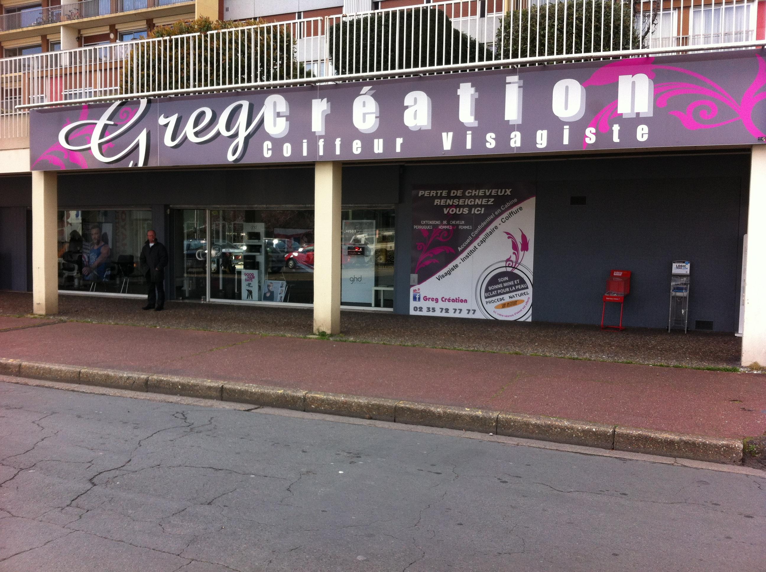 Greg cr ation sotteville l s rouen avis tarifs for Le garage rouen tarifs