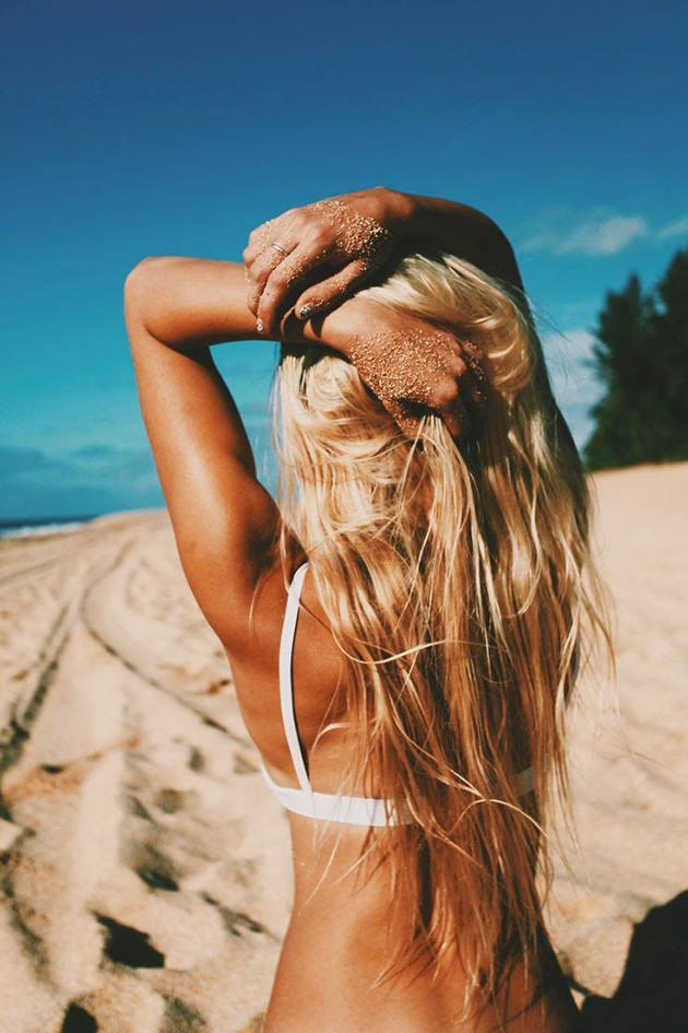 Sunkiss cheveux