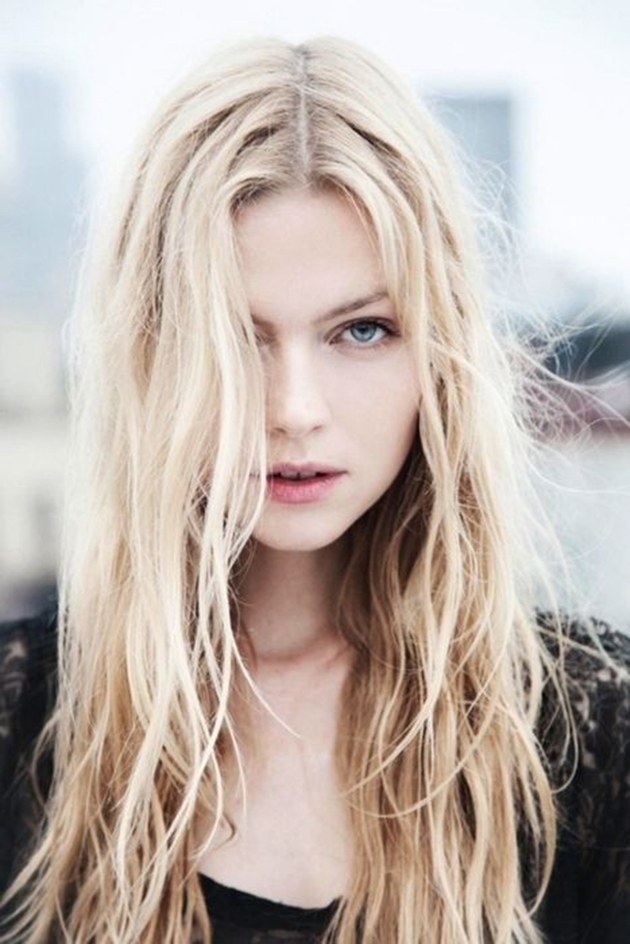 Blond froid