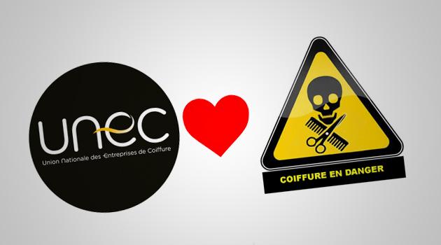 UNEC Coiffure en danger