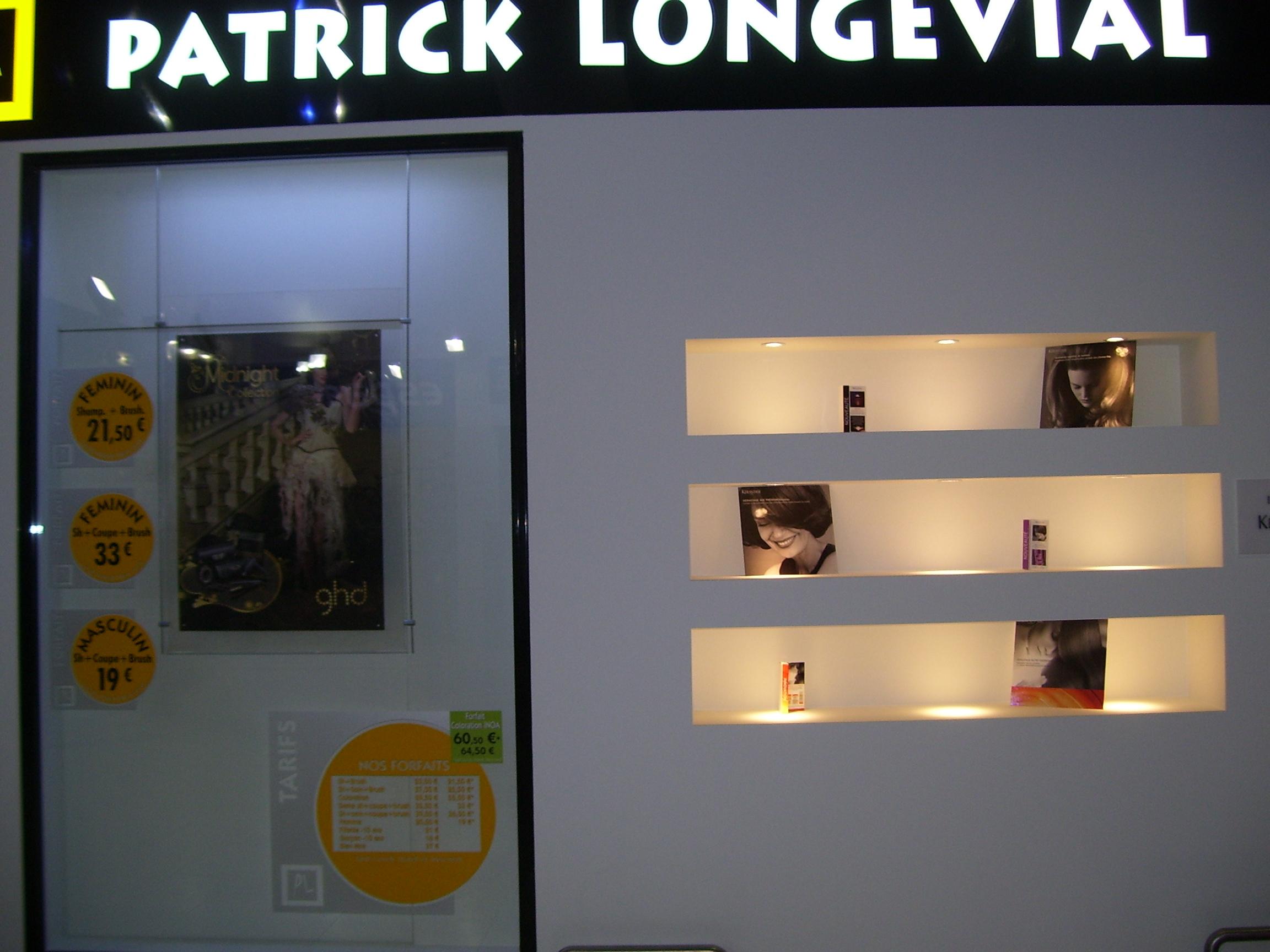 Patrick Longevial Coiffure - Tonneins