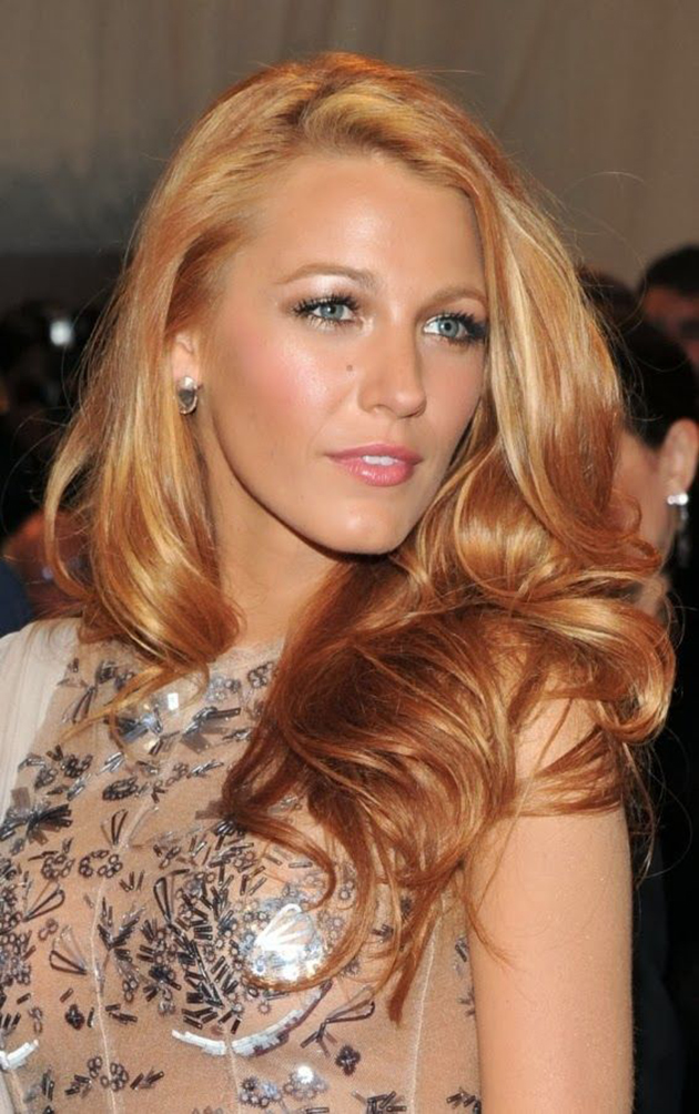 13 Photos De Strawberry Blonde Ces Superbes Touches De