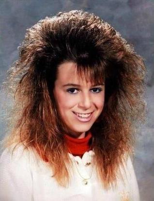 Coupe de cheveux long qui vieillit