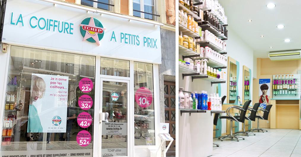 Tchip coiffure dieppe julypaulaviola web - Salon de coiffure puteaux ...