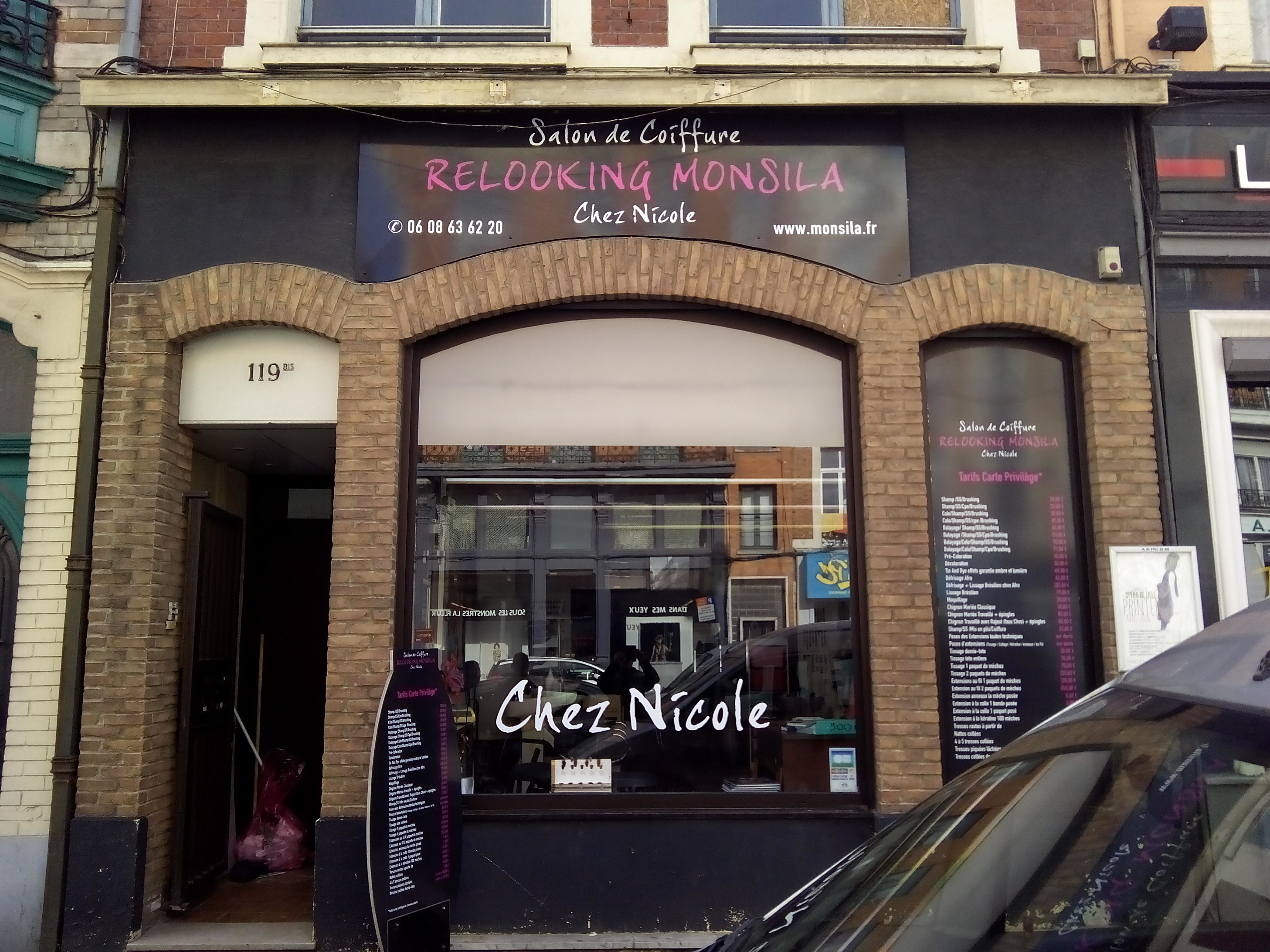 Salon de Coiffure Relooking  - Chez Nicole