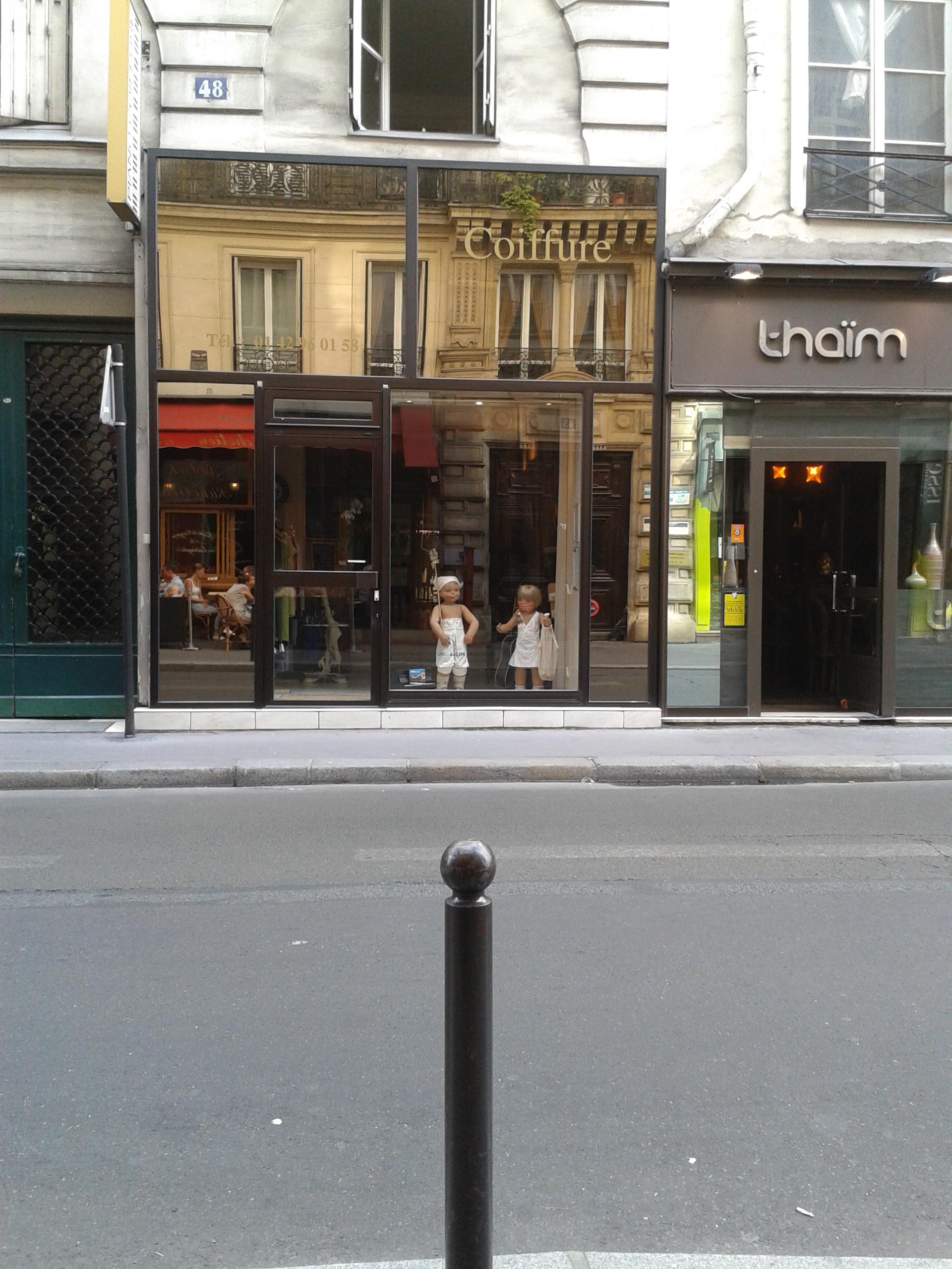 Piano Coiffure à Paris 01