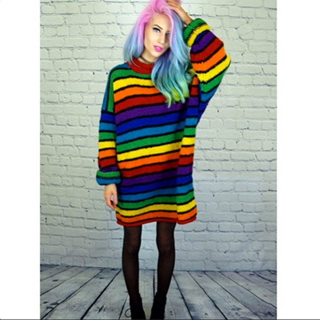Comment obtenir rainbow hair