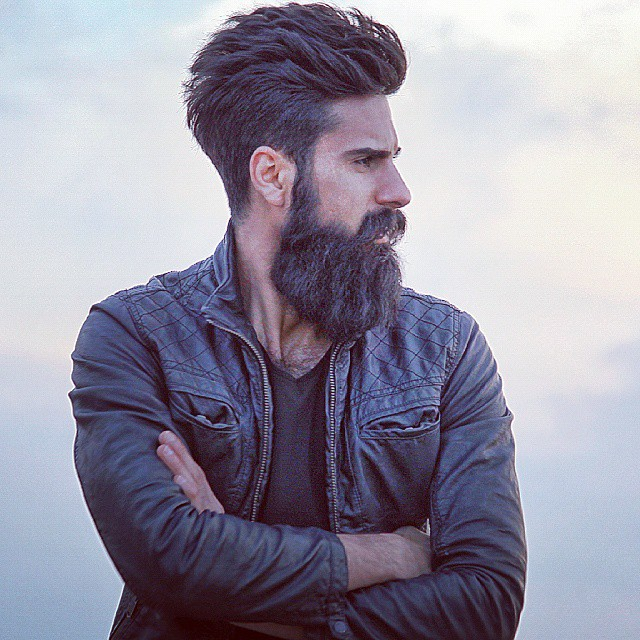 beard styles for men with long hair les 32 barbus les plus sexys d instagram zone 8867 | 1430297796 19 orig