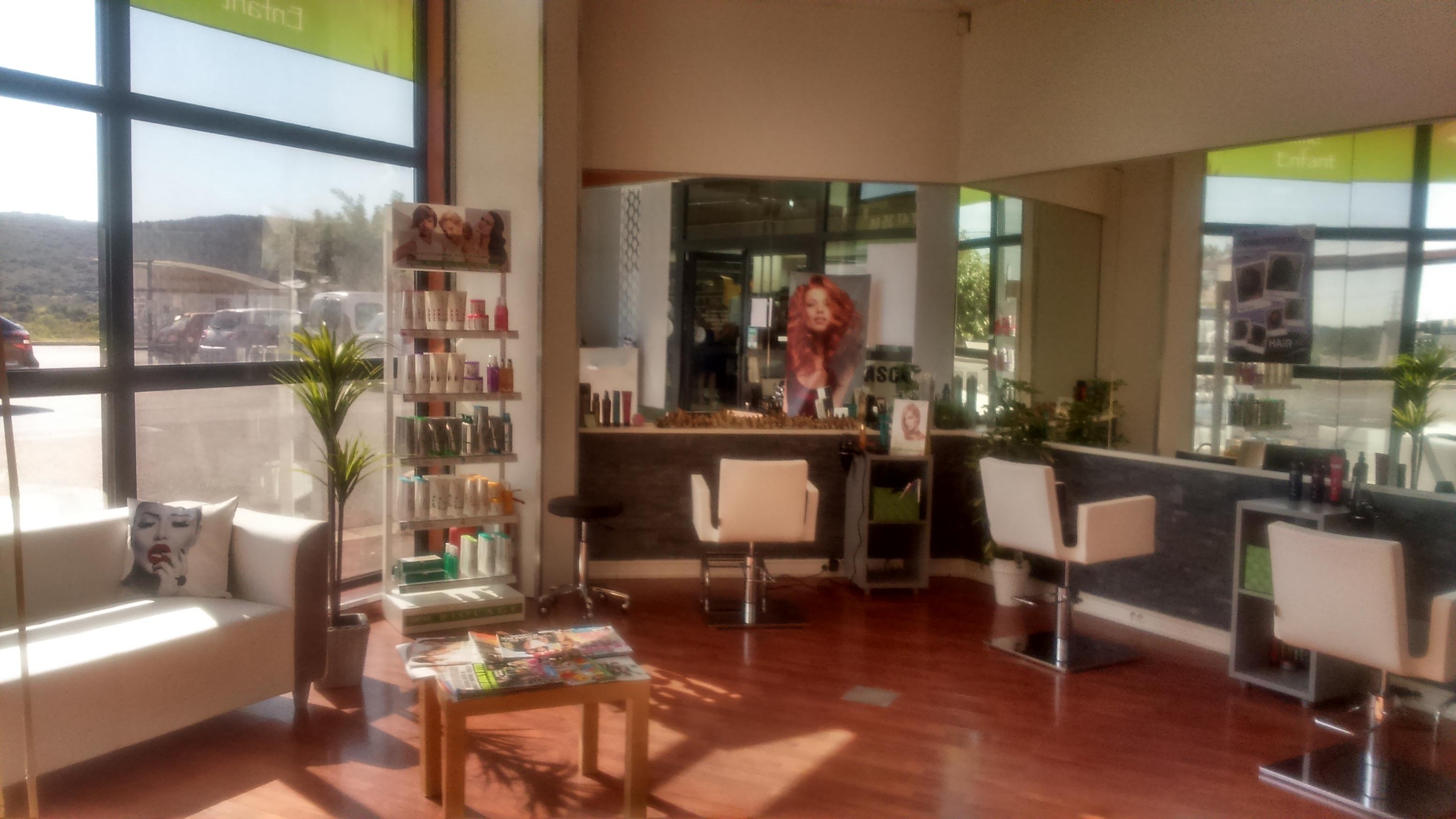 Amazone coiffure