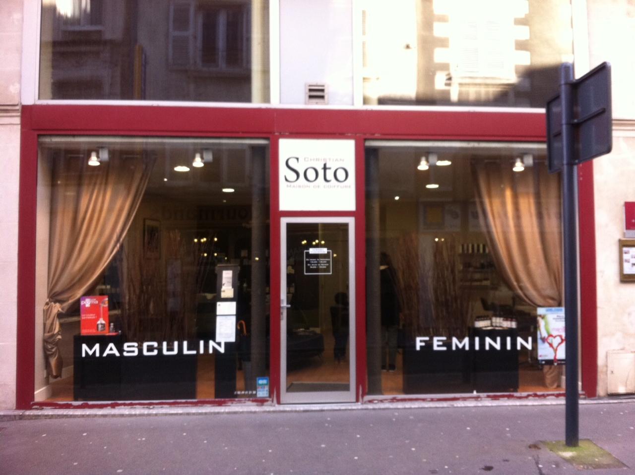 Christan Soto Maison de Coiffure - Poitiers