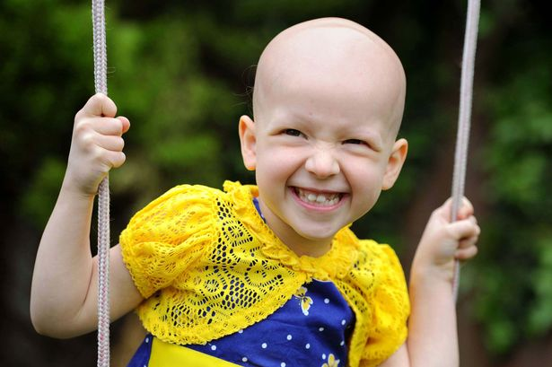 Alopécie enfant mannequin