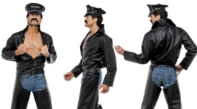 Police barbe moustache