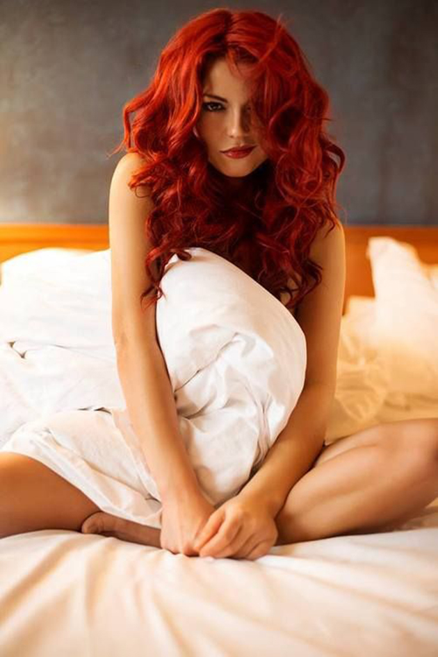 Hot Sexy Red Head 72