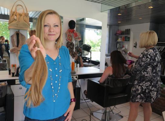 Enfin un réseau de collecte de cheveux pour personnes atteintes du cancer en France !
