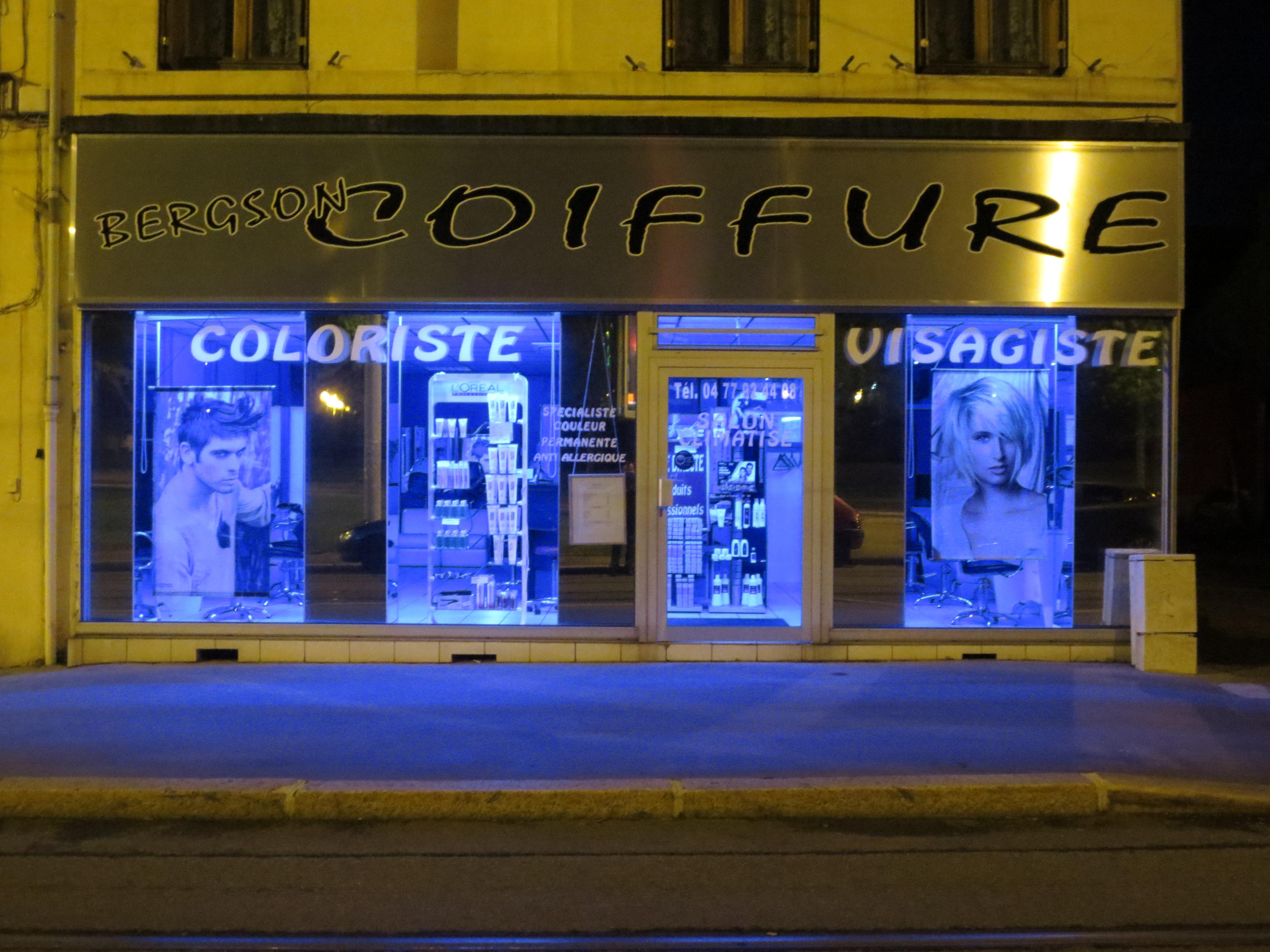 Bergson Coiffure Saint-Etienne