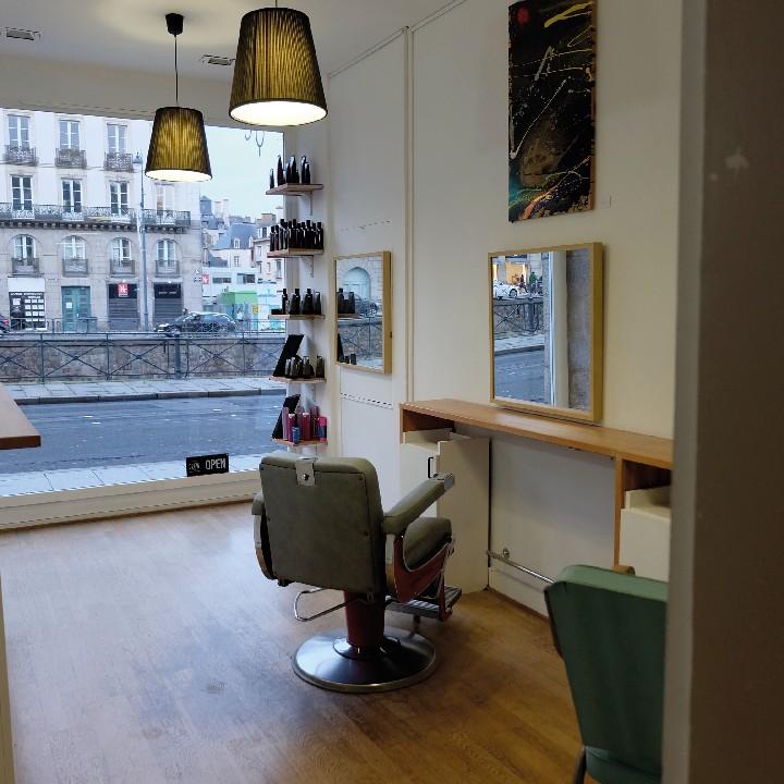 Ronan artisan coiffeur rennes avis tarifs horaires for Salon coiffure rennes