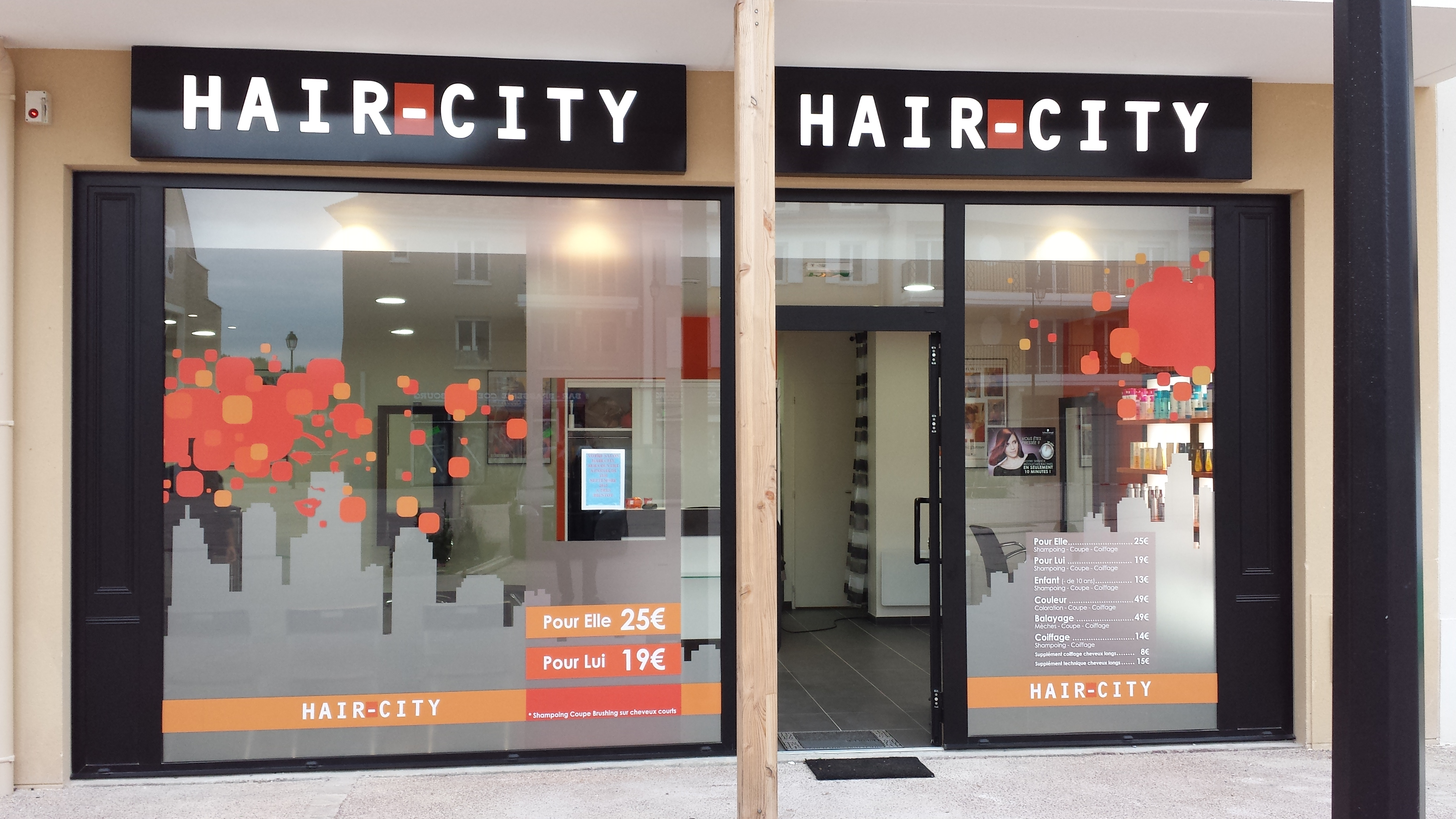 Hair city - Tigery