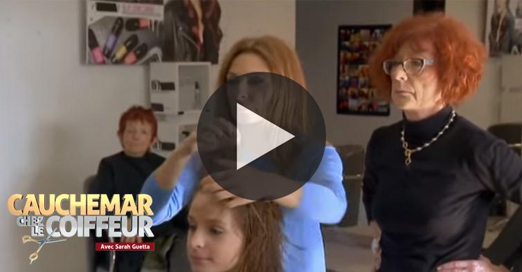 Cauchemar chez le coiffeur : premières images de l'émission !