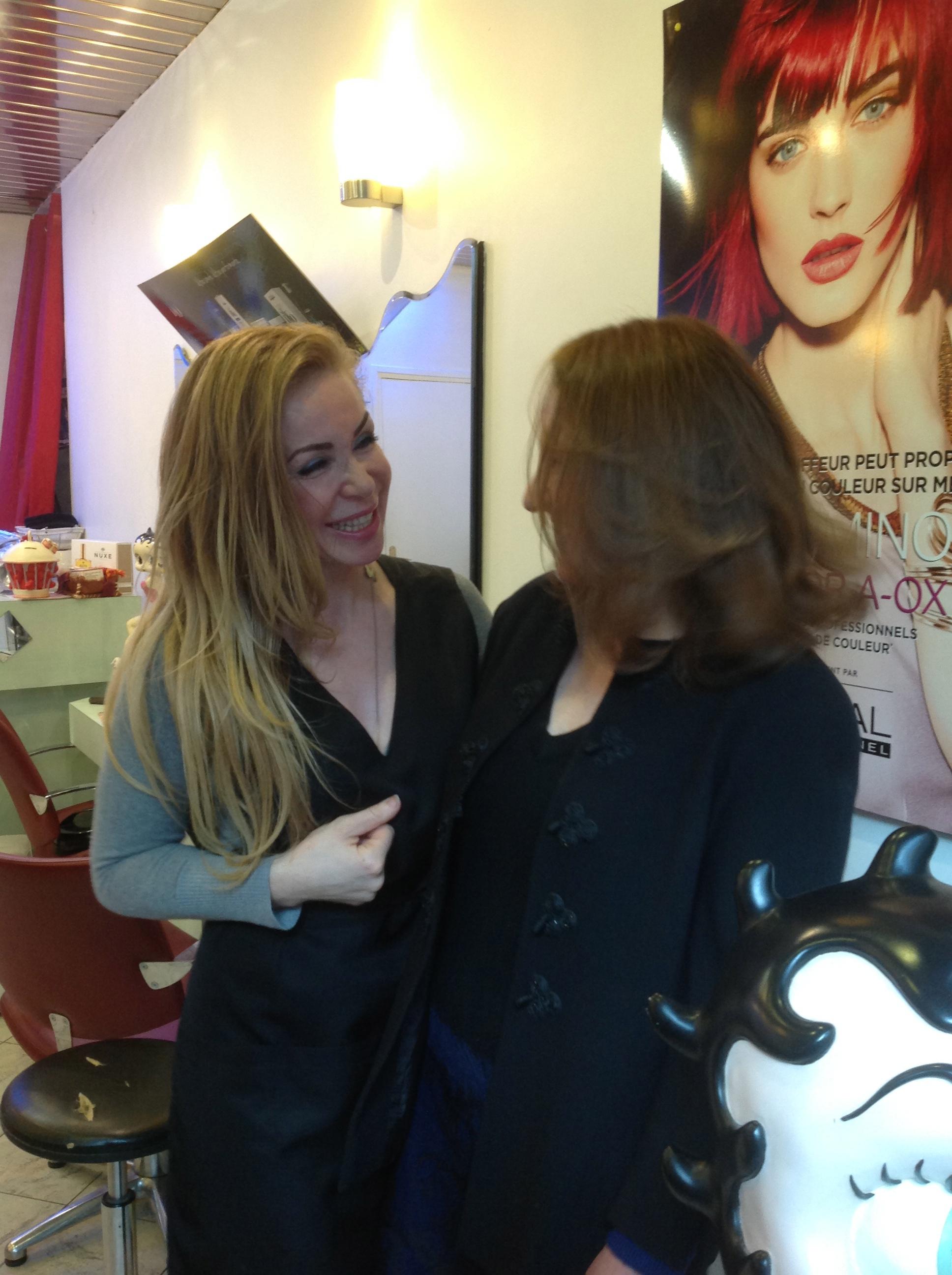 Leila paris 10 avis tarifs horaires t l phone - Salon coiffure rue st laurent ...