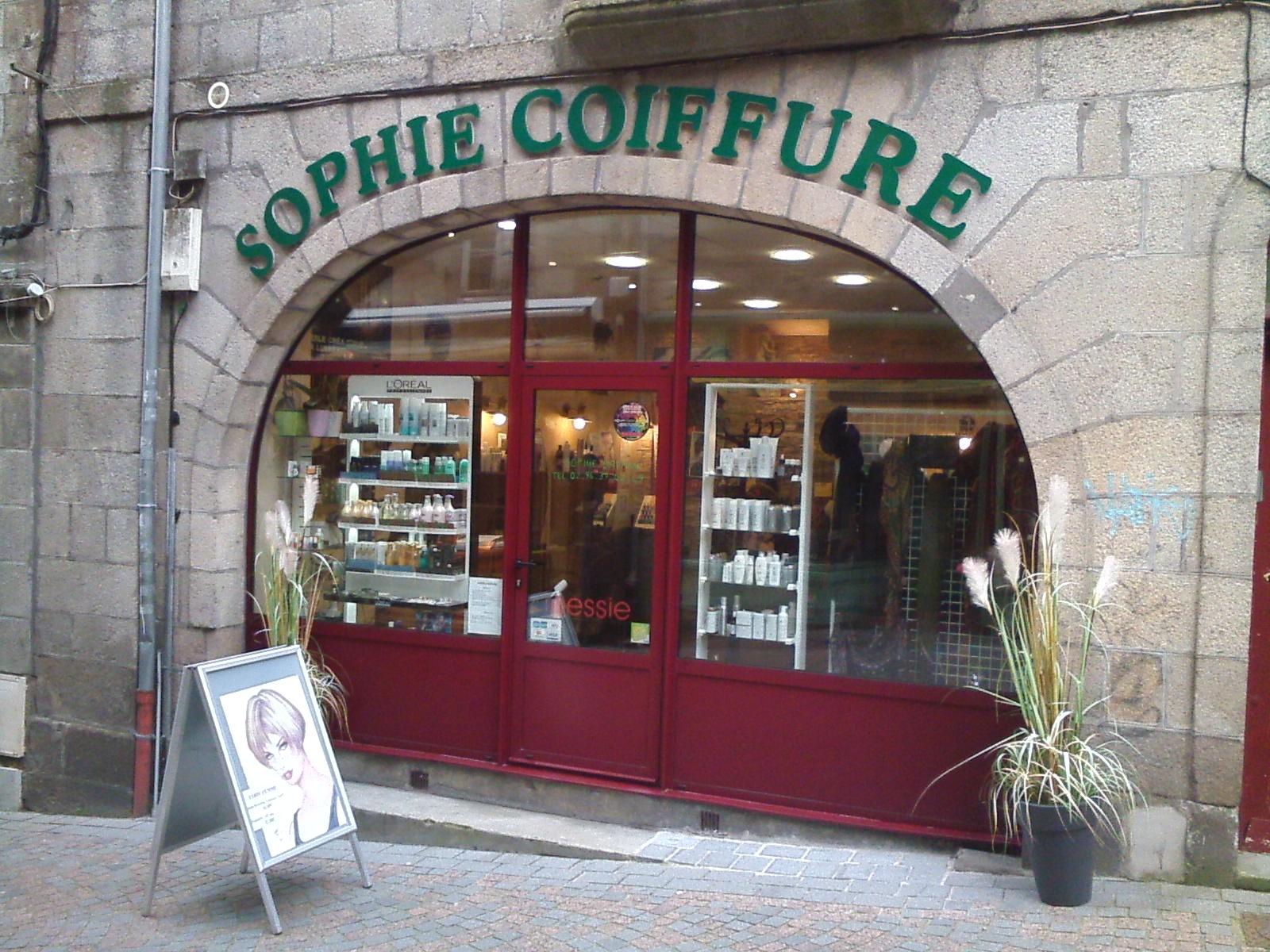 Sophie Coiffure Lannion - Avis Tarifs Horaires Tu00e9lu00e9phone