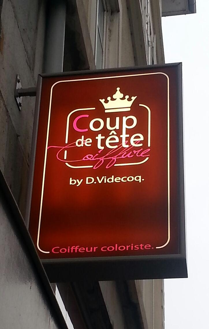 Coup de Tête Grenoble