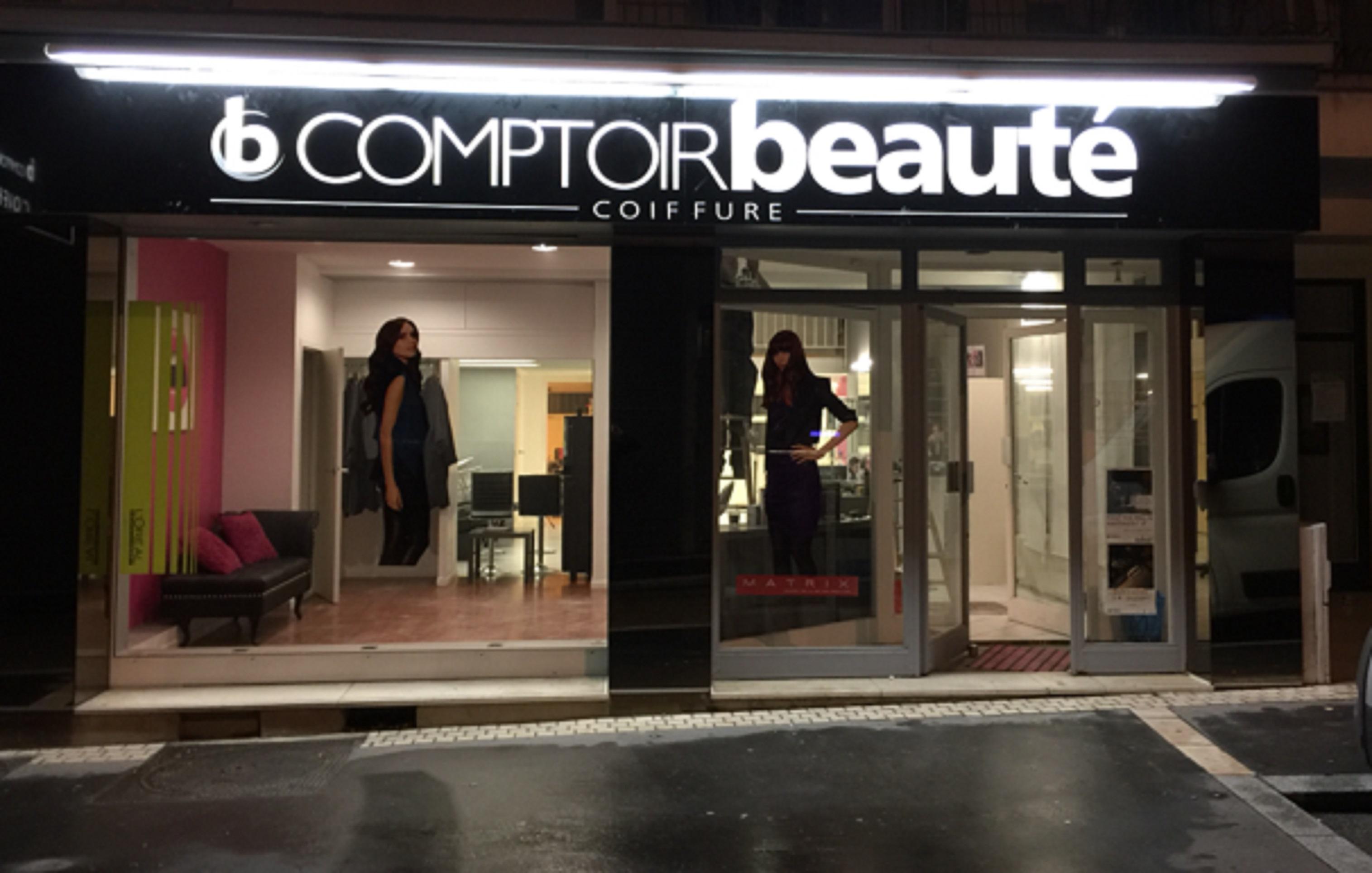Comptoir beaut v nissieux avis tarifs horaires t l phone - Comptoir salon de coiffure ...