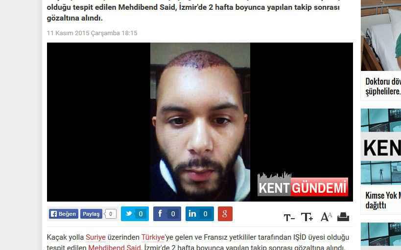 Un djihadiste français arrêté à cause d'une greffe de cheveux !