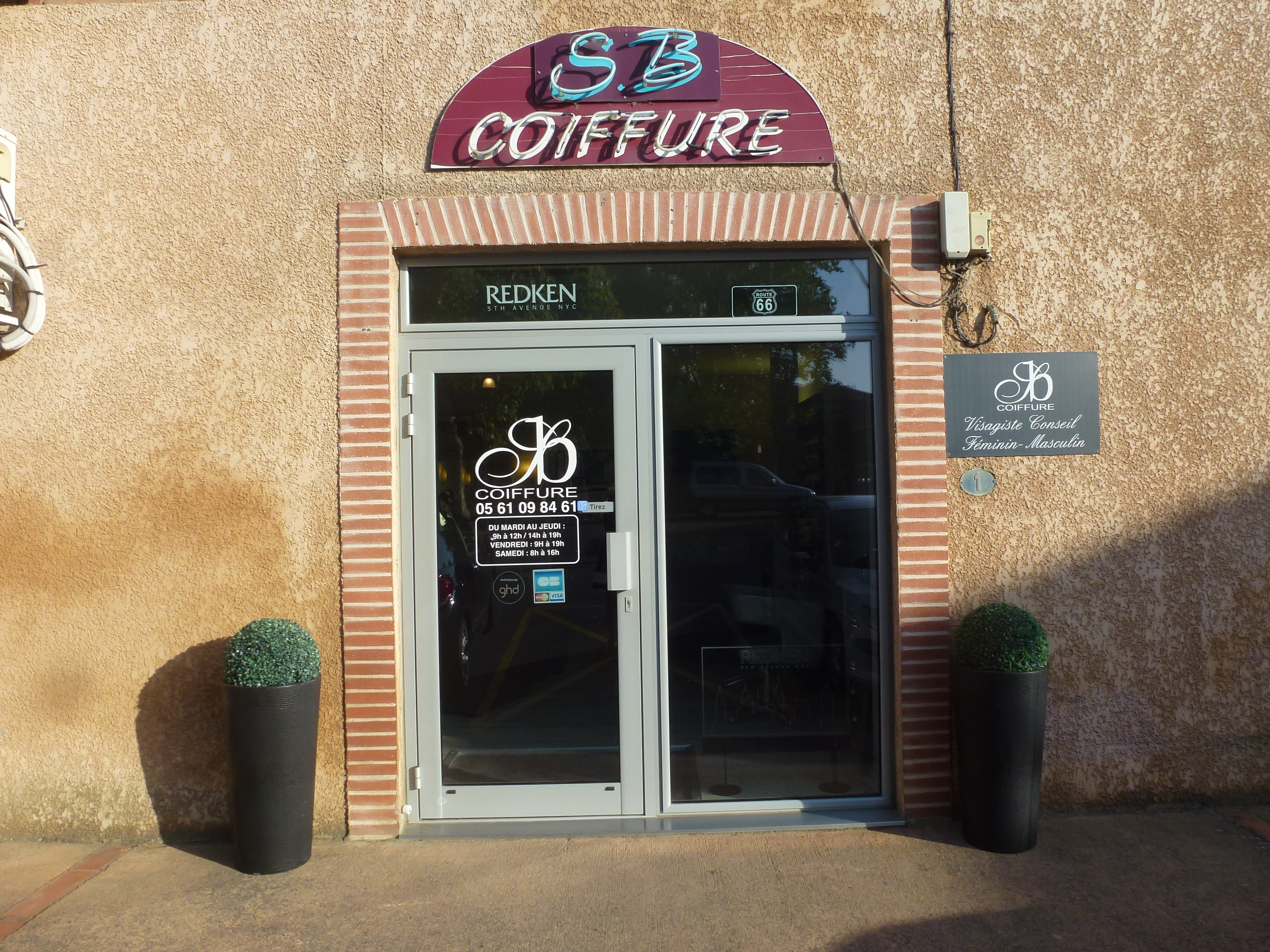 Coiffure SB