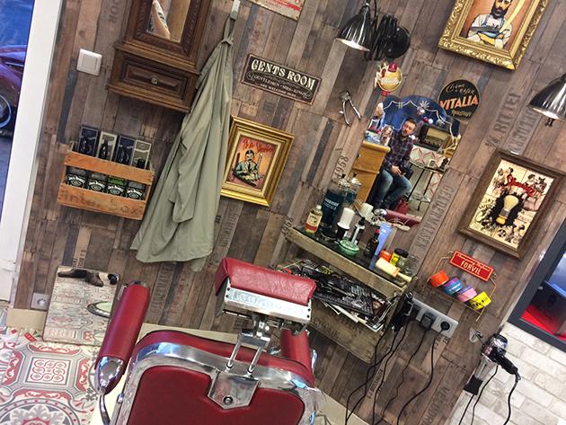 L'atelier du coiffeur