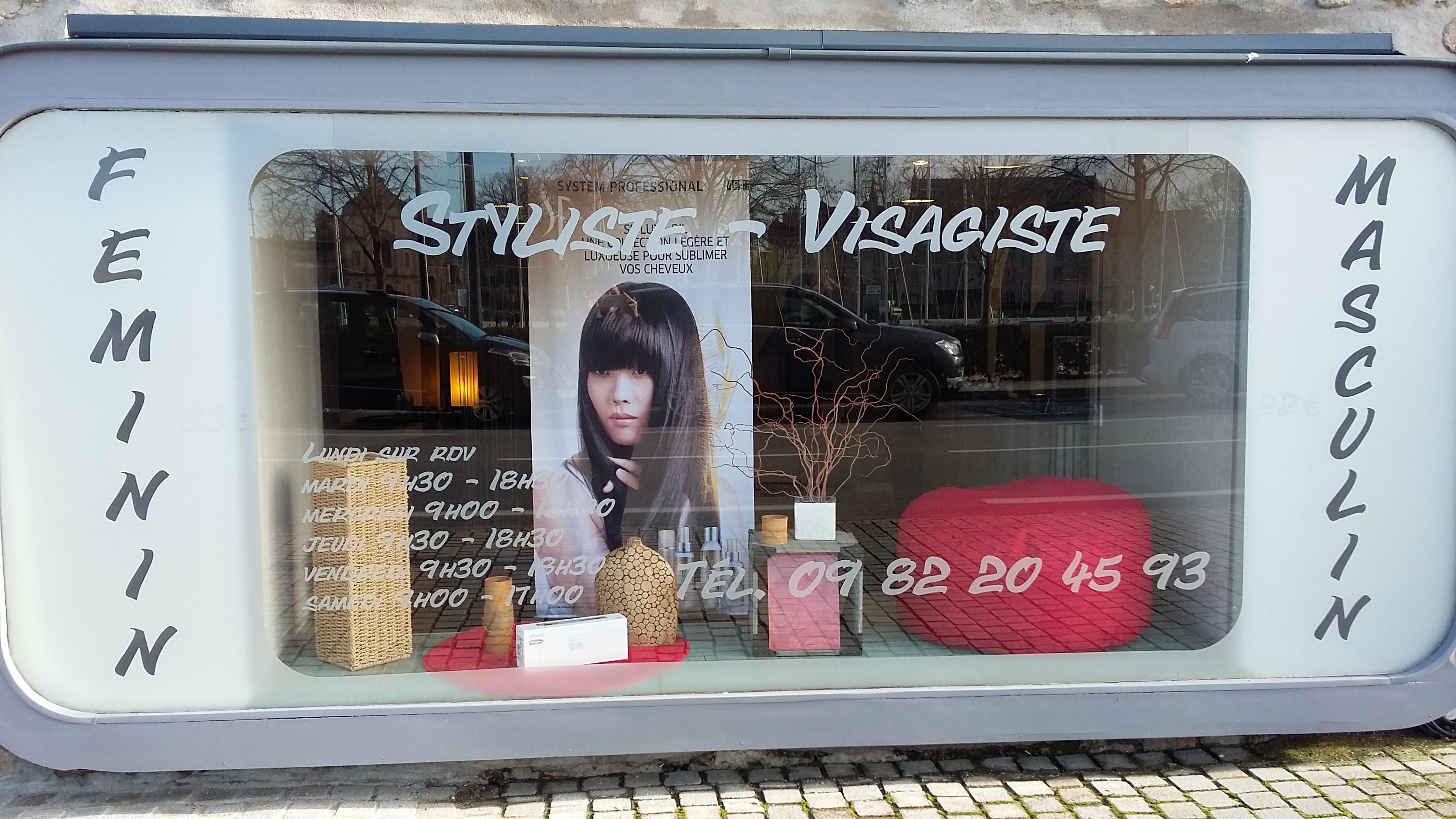 Coiffure attitude vannes avis tarifs horaires t l phone for Salon coiffure vannes