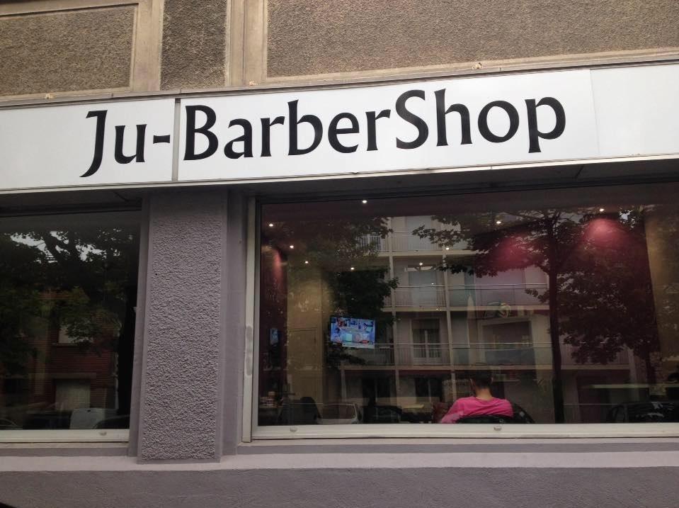 Ju Barbershop - Reims
