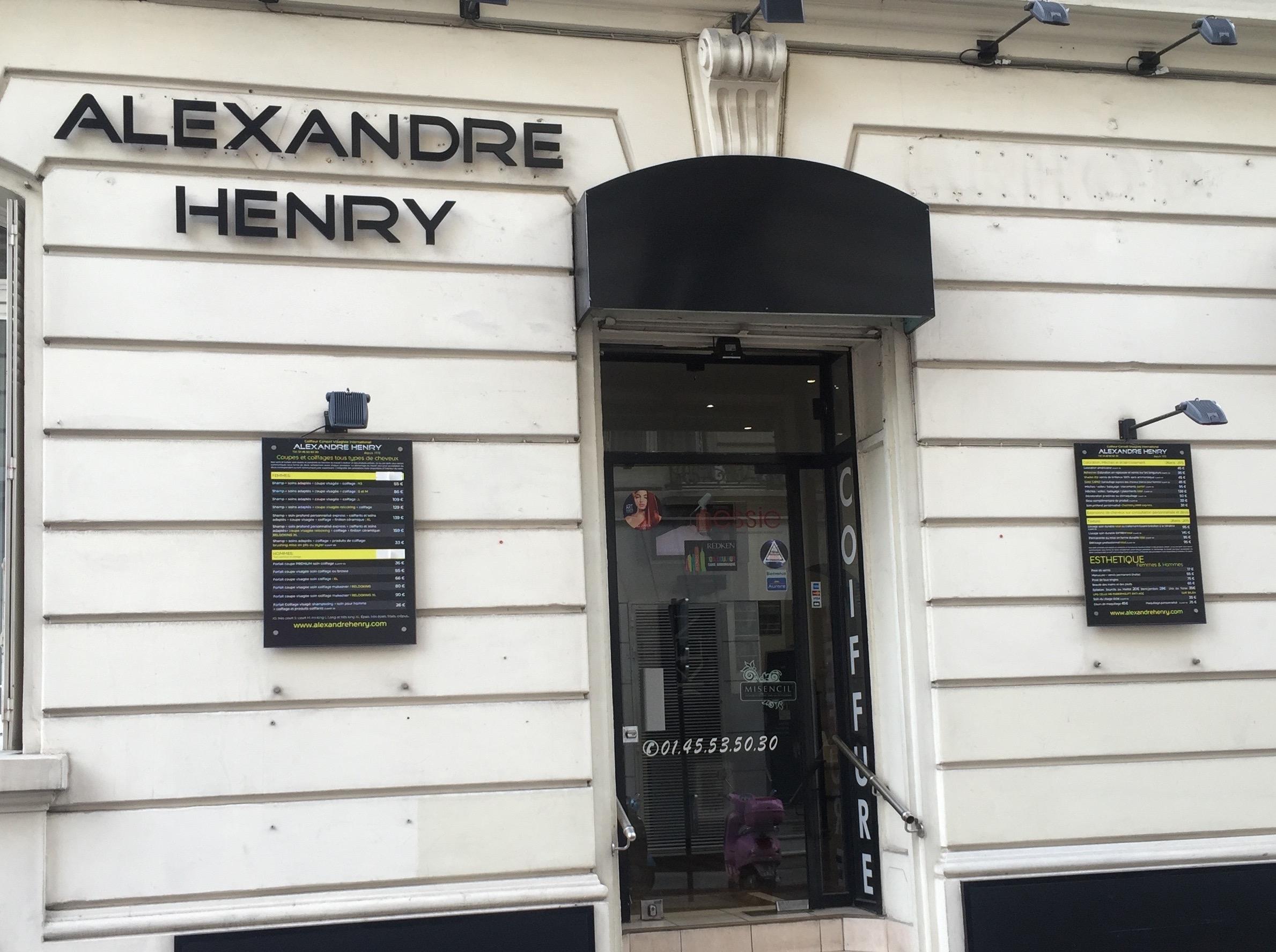 Alexandre Henry
